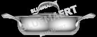 Сотейник с крышкой EVA 2,9 л.