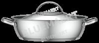 Сотейник с крышкой Emex 2,7 л.